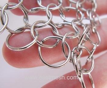 Stainless Steel Ring nettings