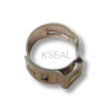 Stainless Steel Single Ear Pinch cable clamp KSL7145