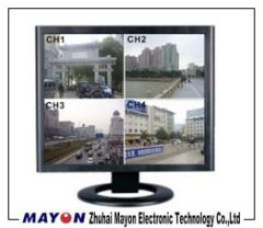 cctv security monitor
