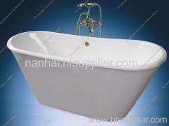 apron bath