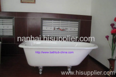 4ft Cast Iron Bathtub