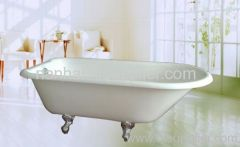 Roll Top Clawfoot Tub