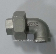 Stainless Steel Elbows Union