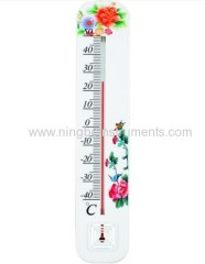 plastic thermometer with new color