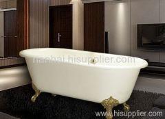 Dual Clawfoot Tub