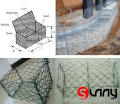 galvanized hexagonal wire mesh roll