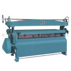 Raw material cuttting press