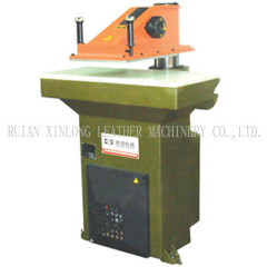 Shoe cutting machines
