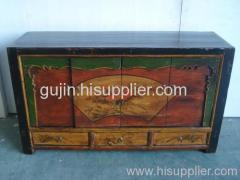 chinese old antique sideboards