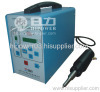 Ultrasonic handy/portable welder and precision spot welder