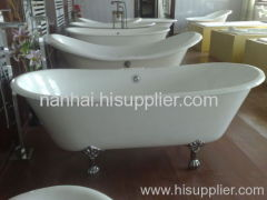 new cast iron bath tub