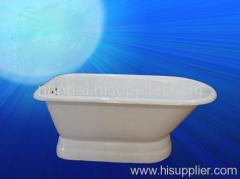 Single Ended Pedestal Bath