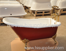 red slipper baths