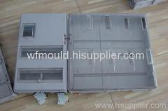plastic injection battery box mold