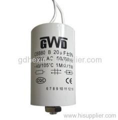 compensation lighting capacitor