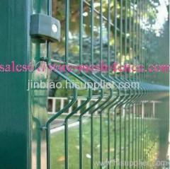Anping PVC and galvanized wire mesh fences