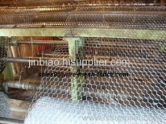 stainless steel hex wire mesh