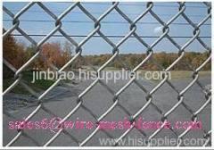 An Ping PVC diamond fence