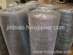 Stainless Steel Hexagonal Mesh