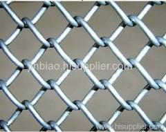 Chinese Diamond fence
