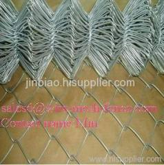 Chinese high quality GI chain link fences