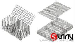metal gabion box
