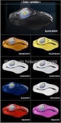 Silicone bracelet,Silicone Wristbands,power balance Bracelet