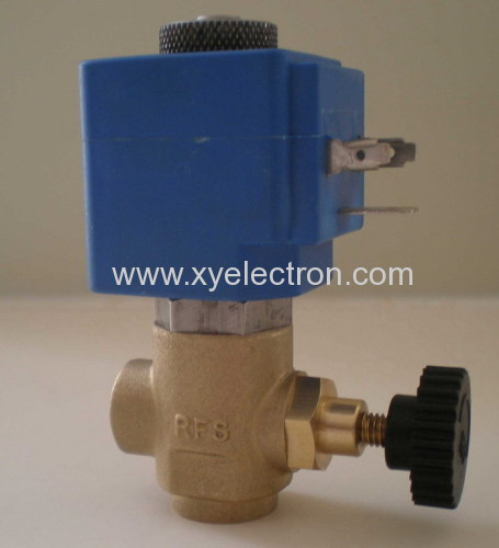 high temperturesteam solenoids valve