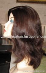 virgin European hair kosher wigs