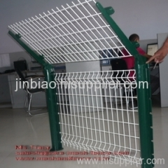 quality peach post wire fence