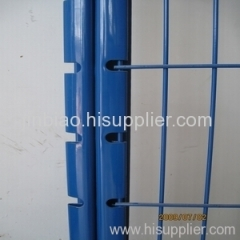 quality wire mesh with peach post