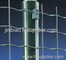 galvanized euro wire fencing