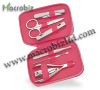 Manicure Set In PVC Pouch