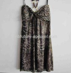 Ladies knit dress