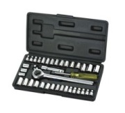 40PCS SOCKET SET(1/4