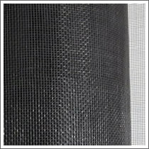 black wire cloth