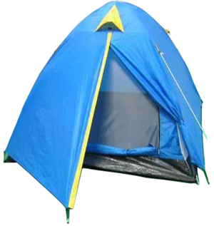 child camping tent