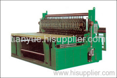 Automatic welded machine of steel wire mesh