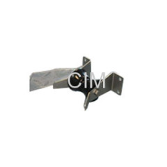 Stainless Steel Platform Anchor Roller Mount
