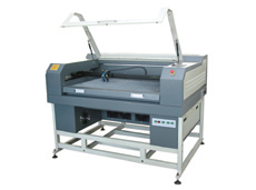 CO2 Plastic Laser Engraving And Cutting Machine