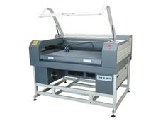 CO2 Ceramic Laser Engraving And Cutting Machine