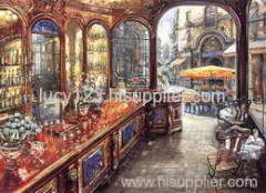 store oil painting