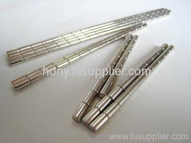 Cylinder Sintered NdFeB Magnet