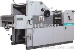 1 Color sheet-fed Offset Press