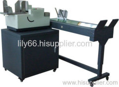 Envelope sealer