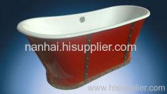 skirt tub