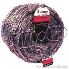 Double Strard Galvanized Barbed Wire