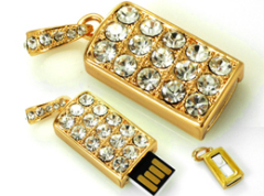 Diamond USB Flash Drives