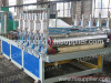 PVC gypsum board laminating machine
