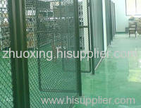 Store House Chain Link Fence